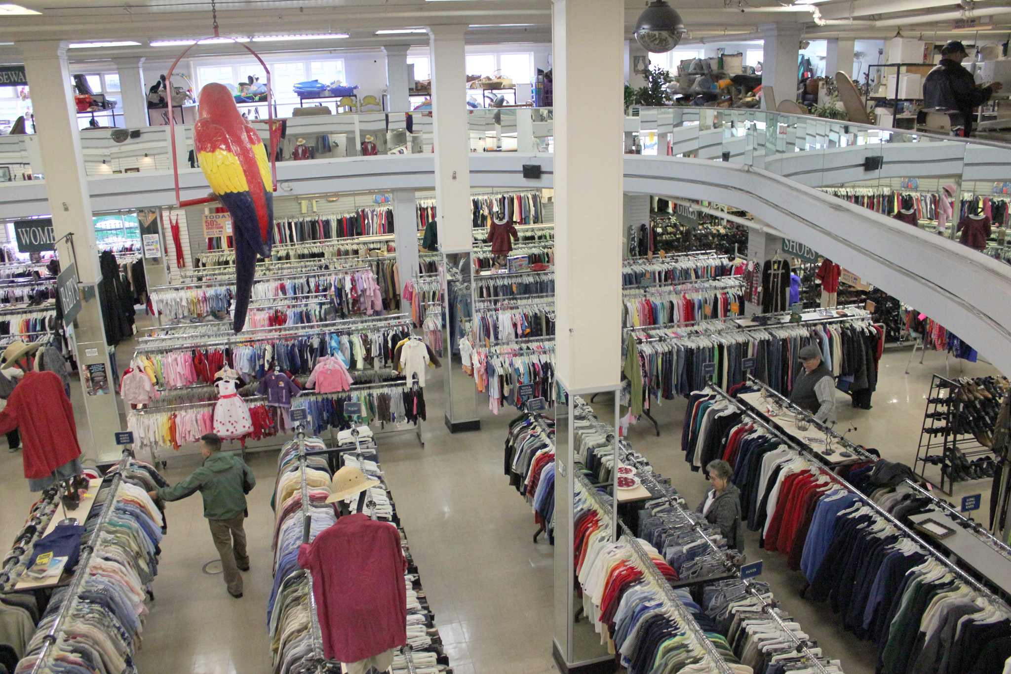 Best thrift stores for clothing and housewares in San ...