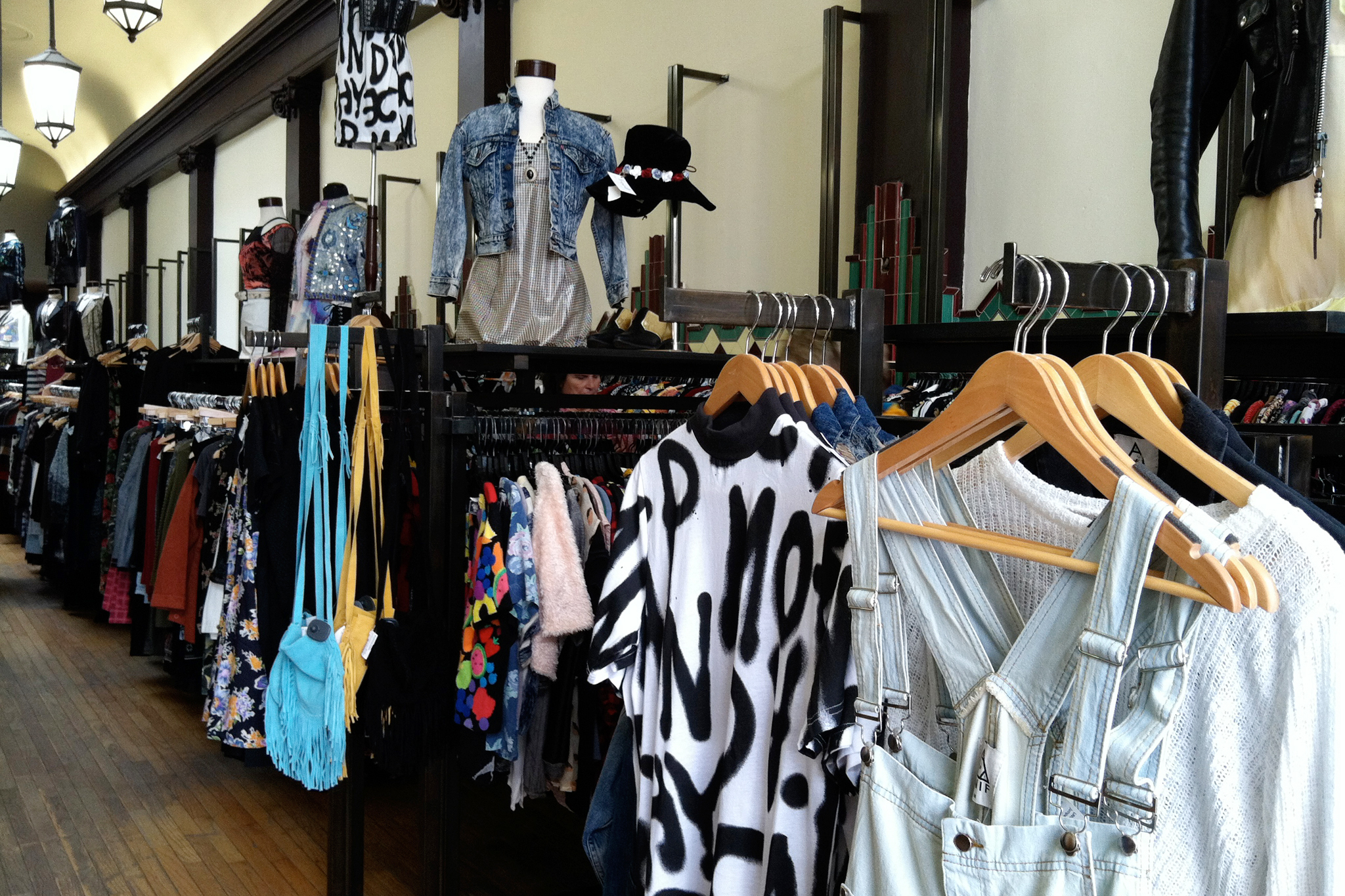 The Best Thrift Stores In San Francisco on Fashion Boutique Floor Plan