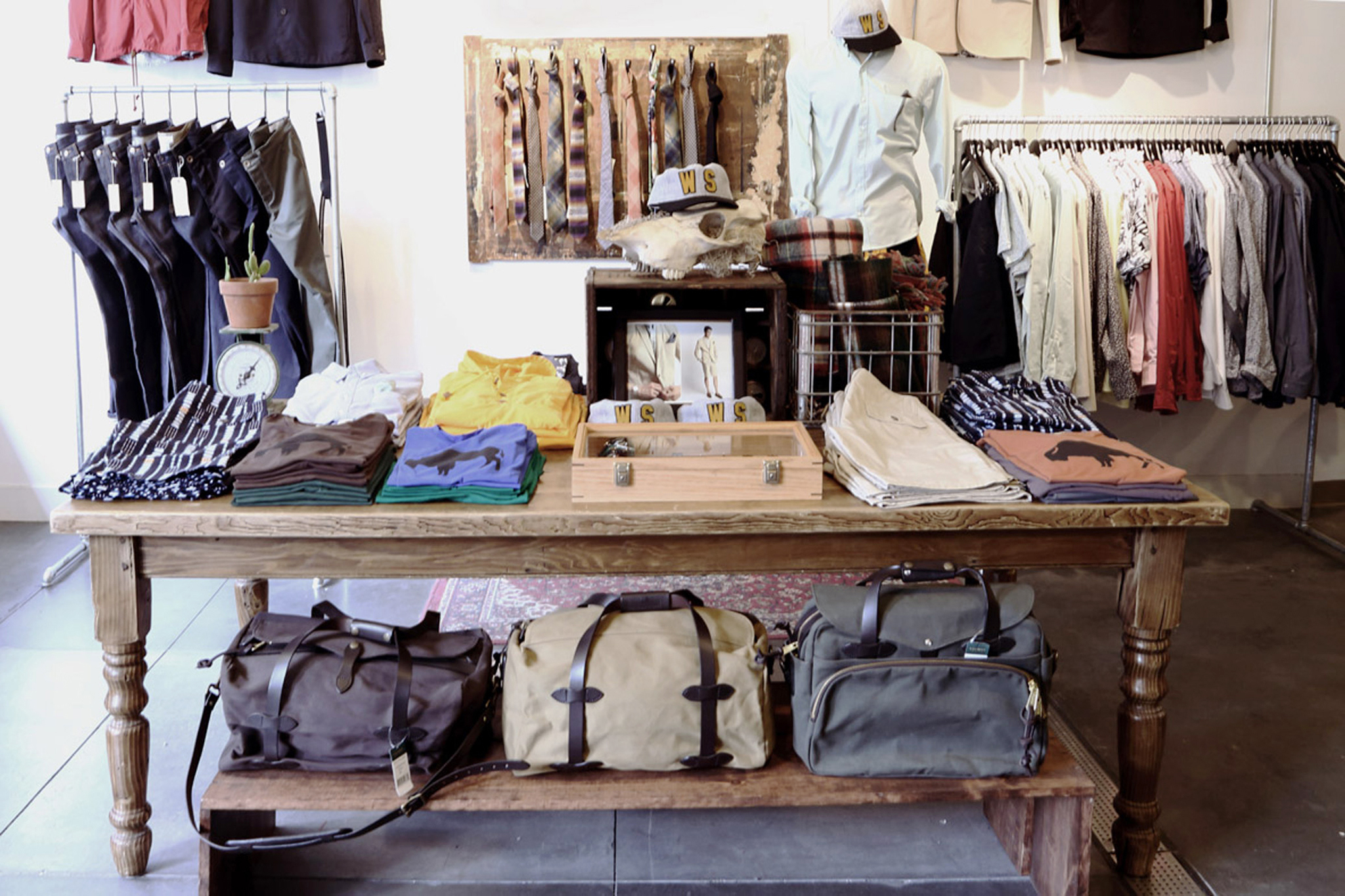 The best clothing stores in San Francisco