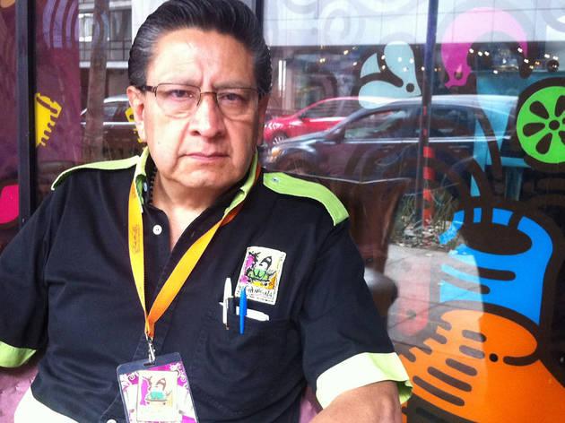 Víctor Vázquez - Gerente de La Chilanguita Polanco