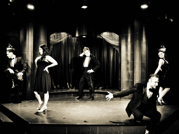 A Kurt Weill Cabaret at Theo Ubique Cabaret Theatre