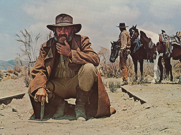 Once Upon a Time in the West, 100 best action movies