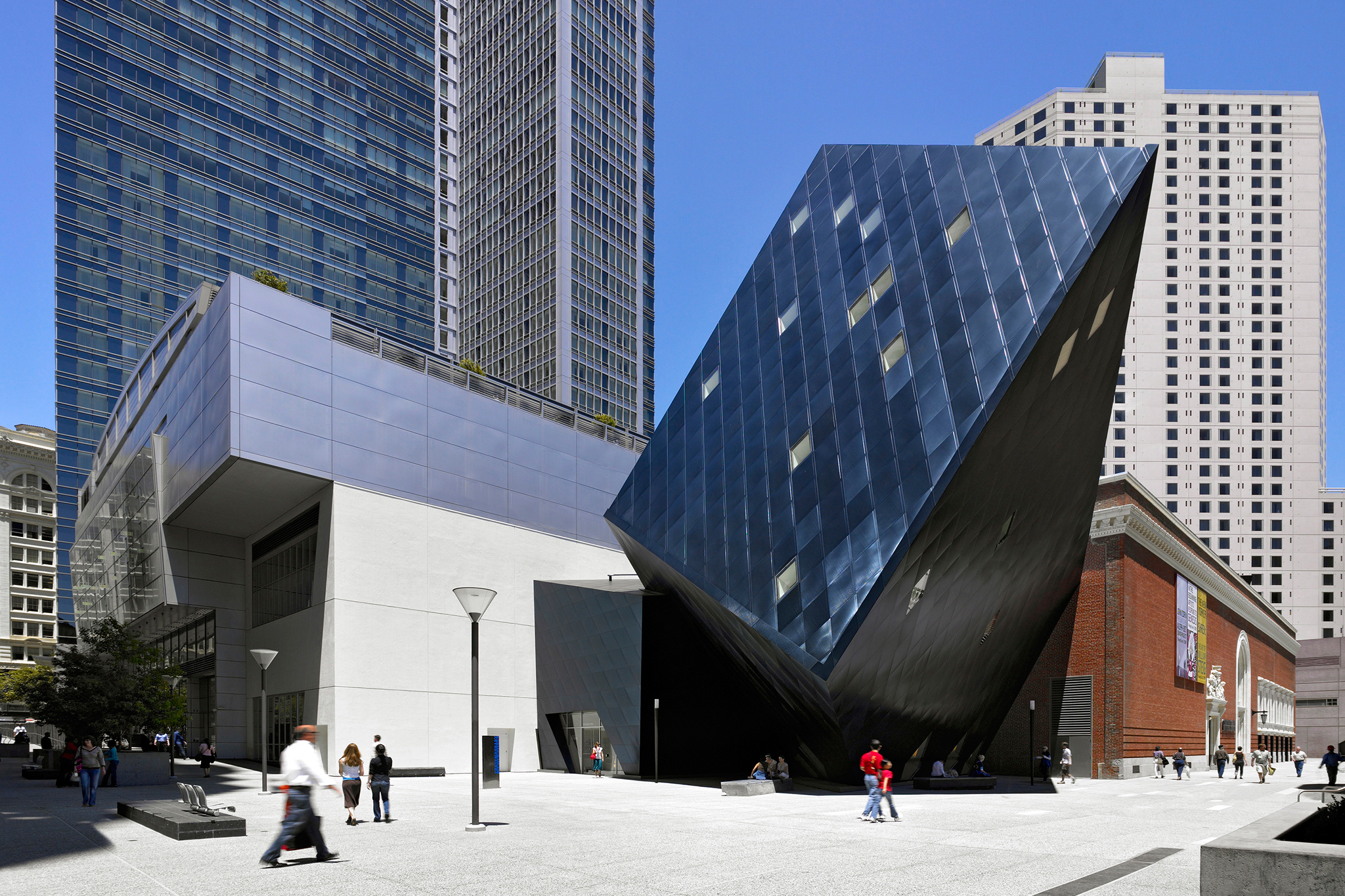 Best san francisco museums including sfmoma and the de young for San francisco contemporary art museum
