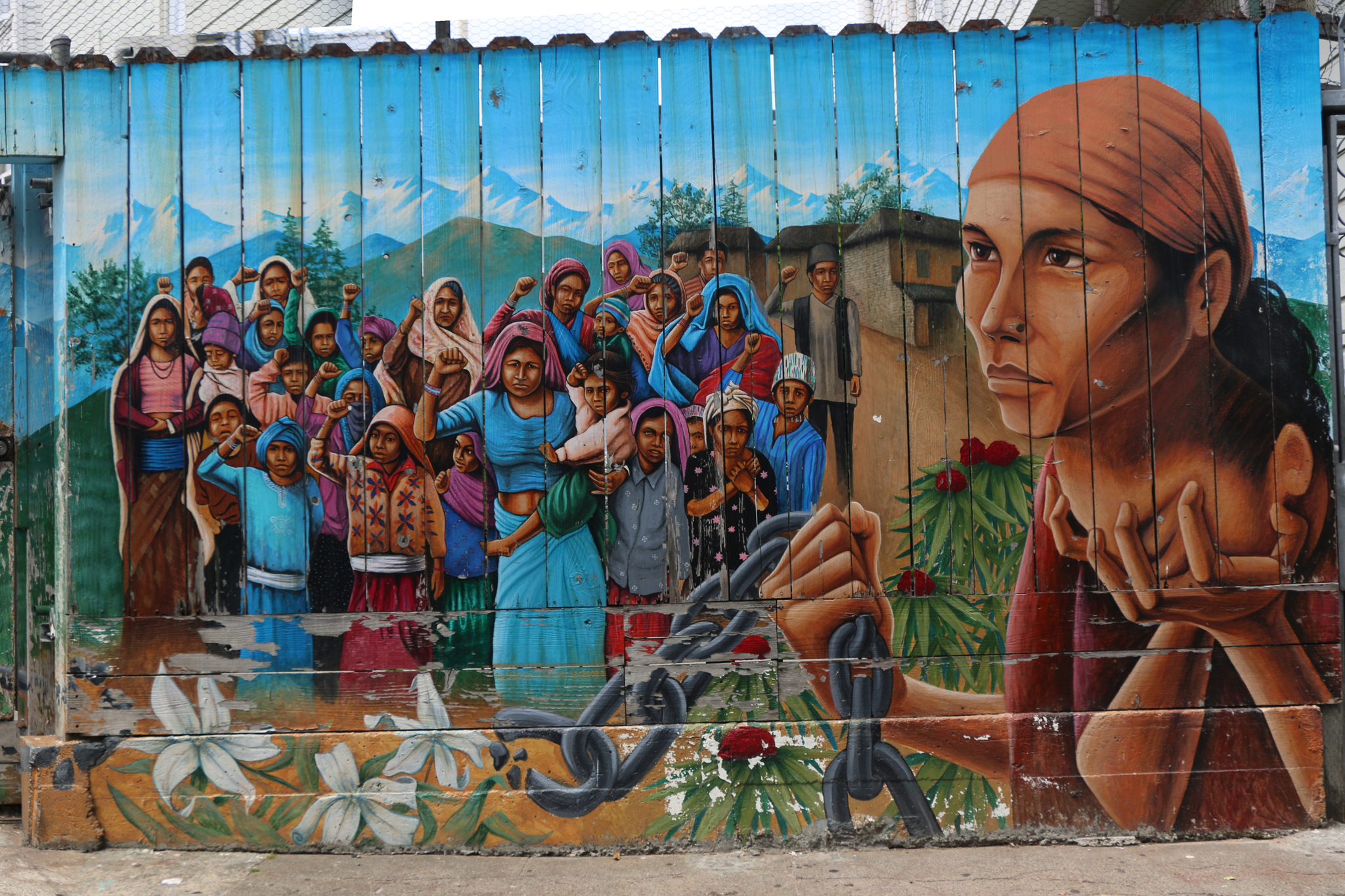 Cool san francisco tours for locals and tourists for Austin mural tour