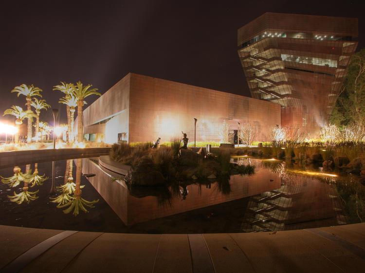 M.H. de Young Museum; San Francisco, CA