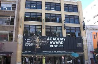 Academy Awards Clothes Building