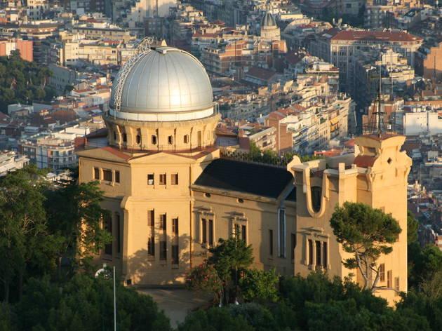 Ciència i societat: Visita a l'Observatori Fabra