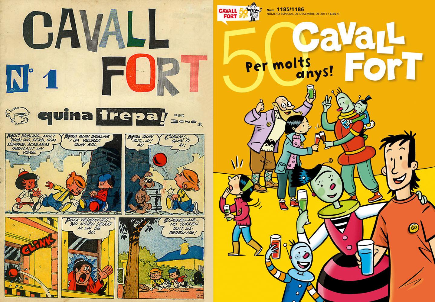 Cavall Fort