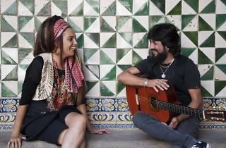 Connexions 2014: Marinah & Chicuelo