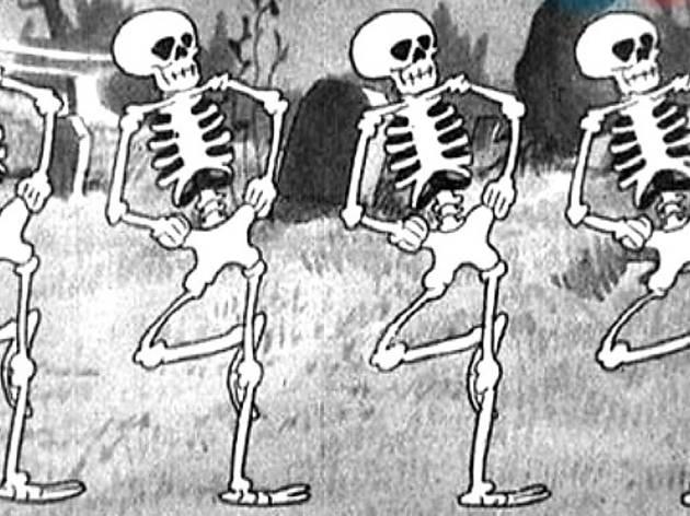 SpectreFest: Jerry Beck's Cartoon Spooktacular!