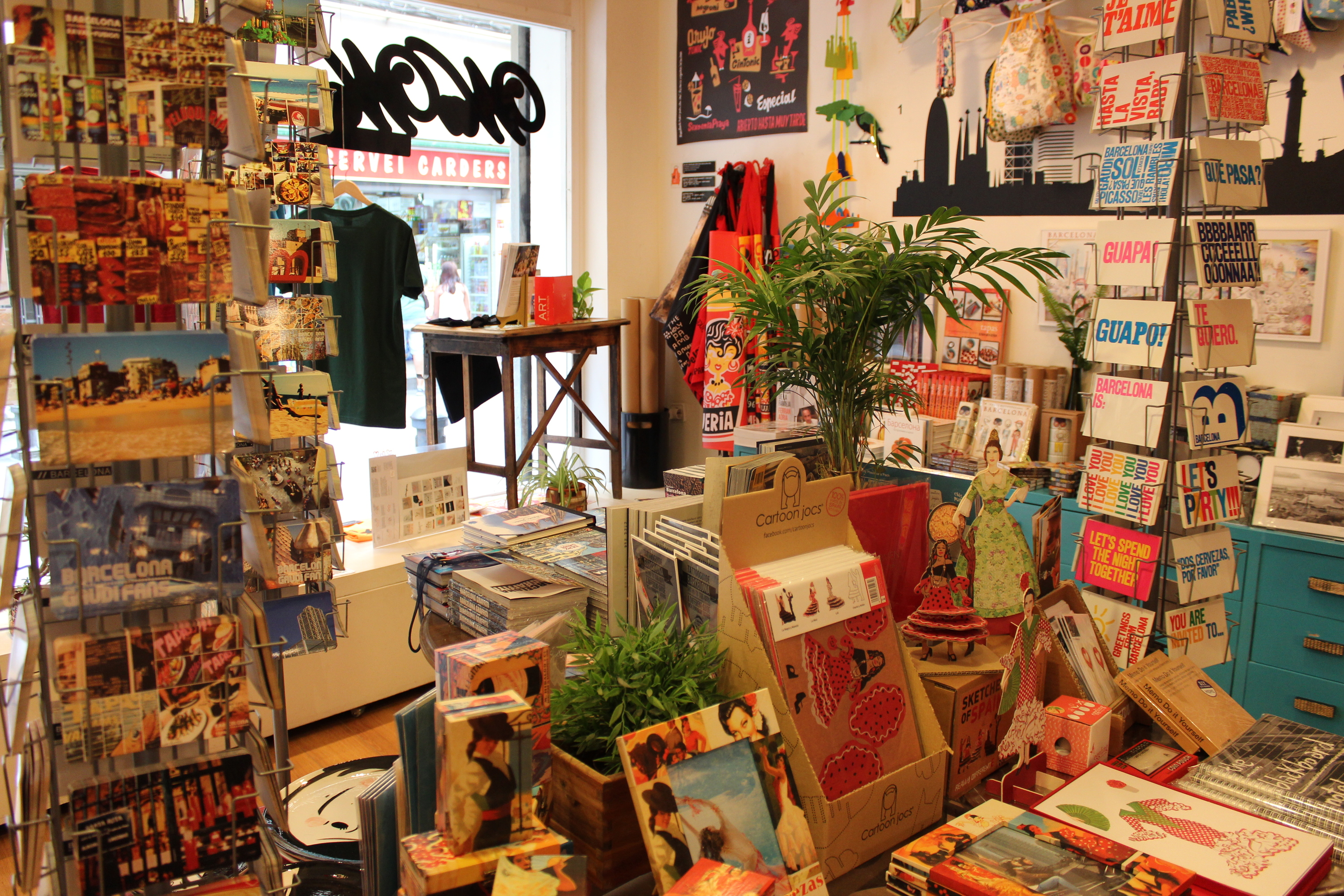 Shopping Barcelona: Original souvenirs and gifts