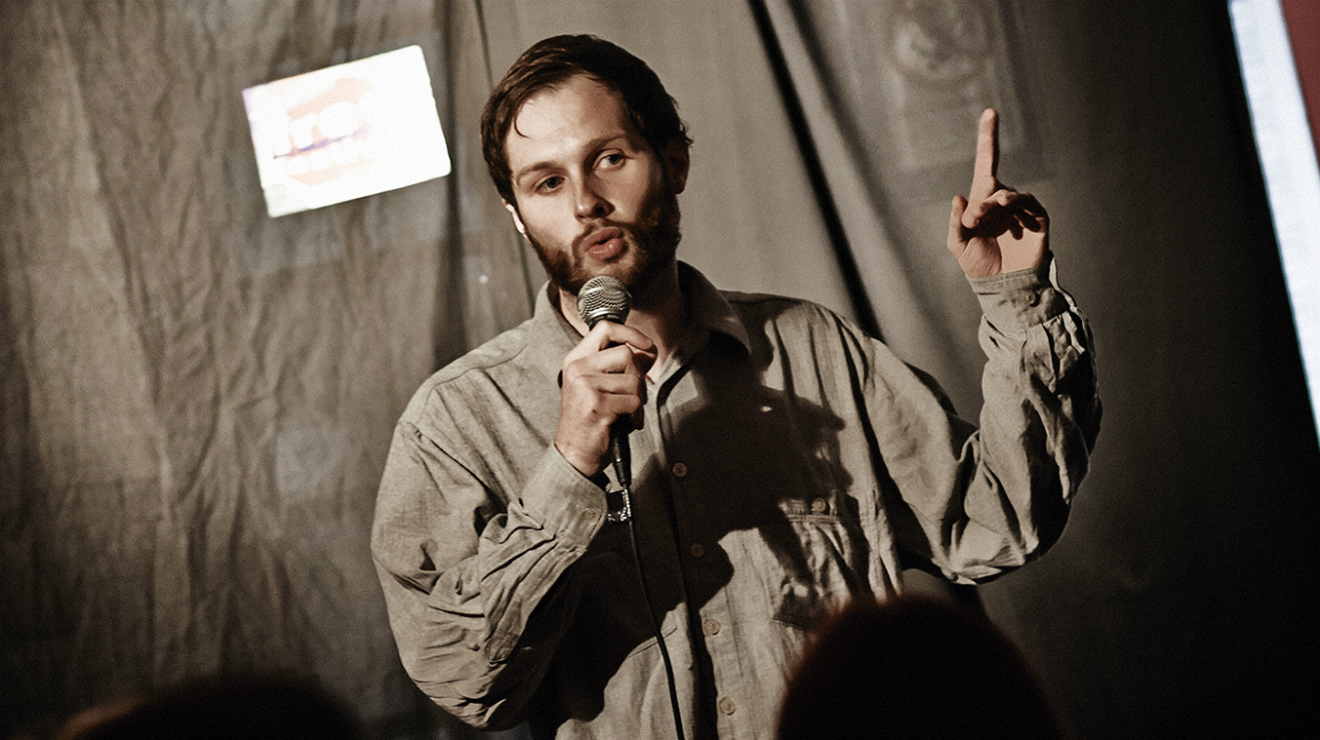 The Comedy Grotto – All-Day Edinburgh Preview Special