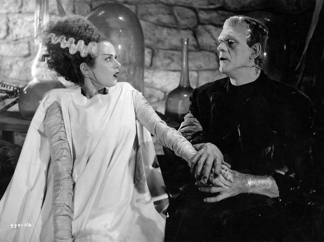 (The Bride of Frankenstein, 1939 © Universal / The Kobal Collection.)