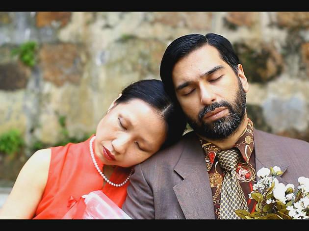 Qasim Riza Shaheen: Autoportraits In Love-like Conditions