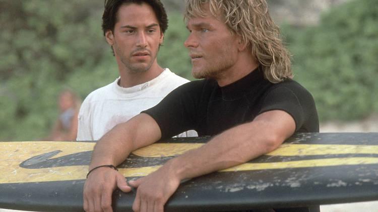 Point Break, 100 best action movies