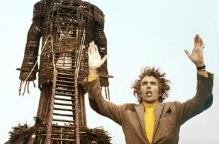 (Still from The Wicker Man, 1973 © StudioCanal Films Ltd. All rights reserved / The Kobal Collection.)