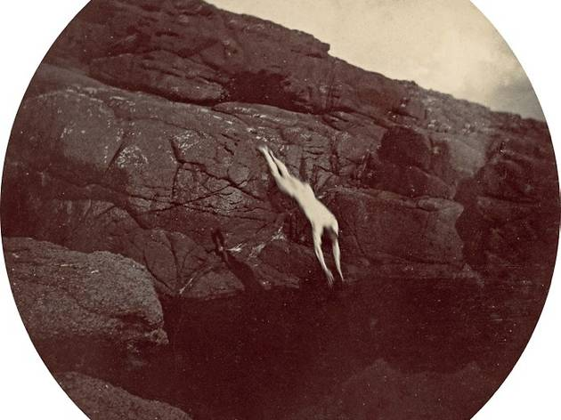 (Photographe amateur, 'The Skerry Pool', Ortrush, Irlande, 1892 / Courtesy Lumière des Roses)