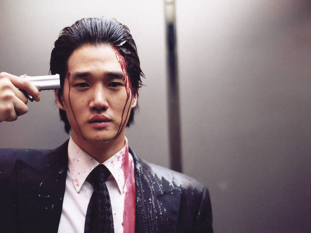 Oldboy, 100 best action movies