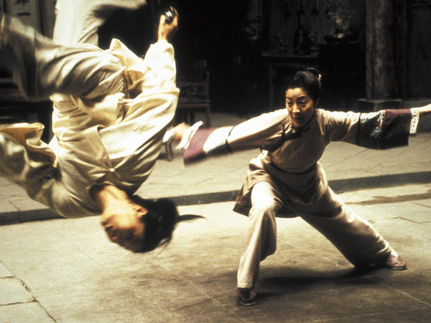 Crouching Tiger Hidden Dragon, 100 best action movies