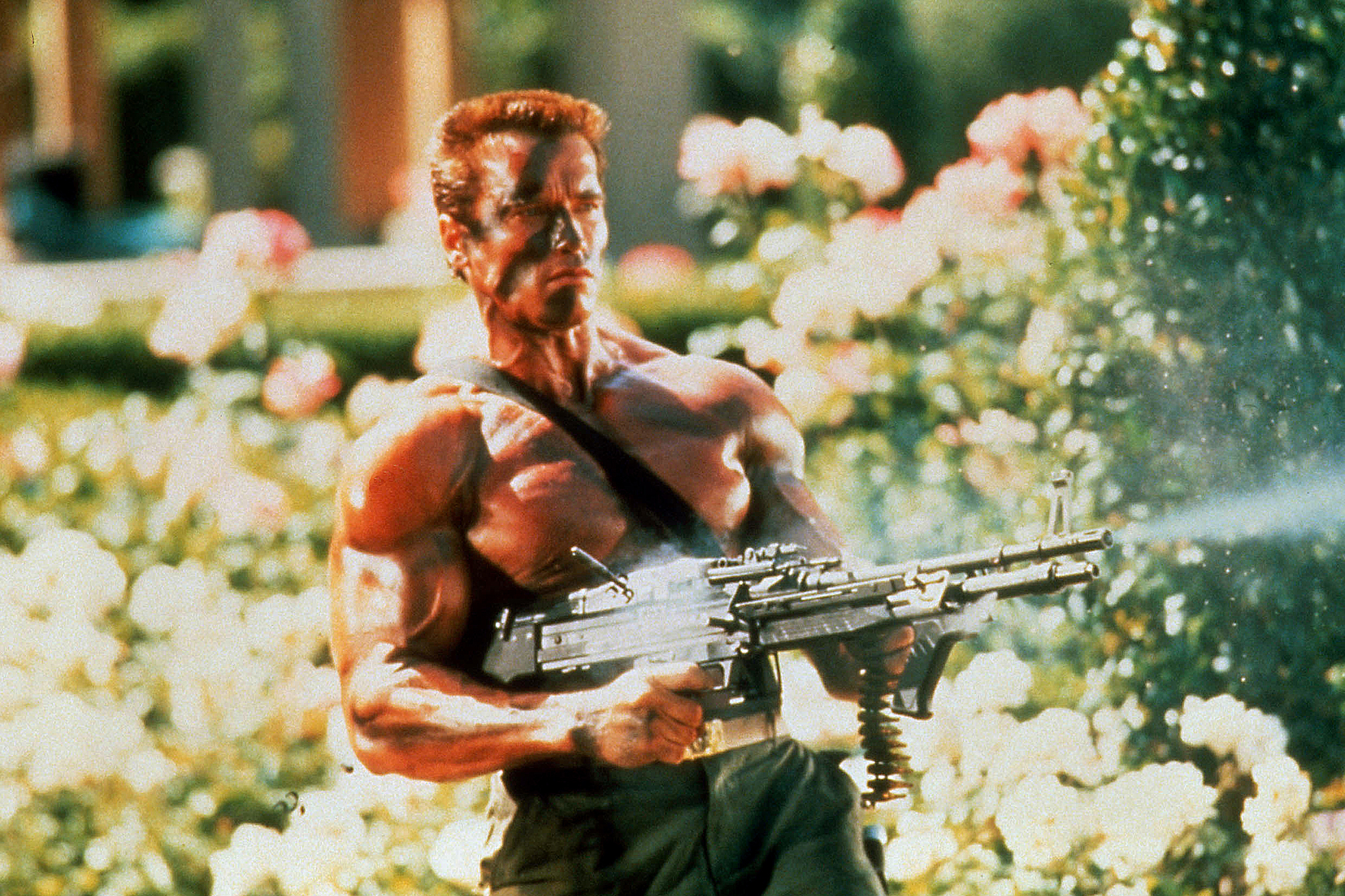 Commando, 100 best action movies, Arnold Schwarzenegger