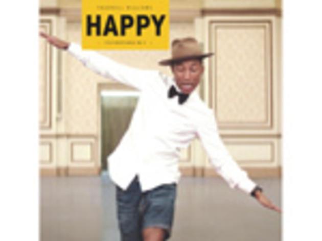 """""""Happy"""" by Pharrell"""
