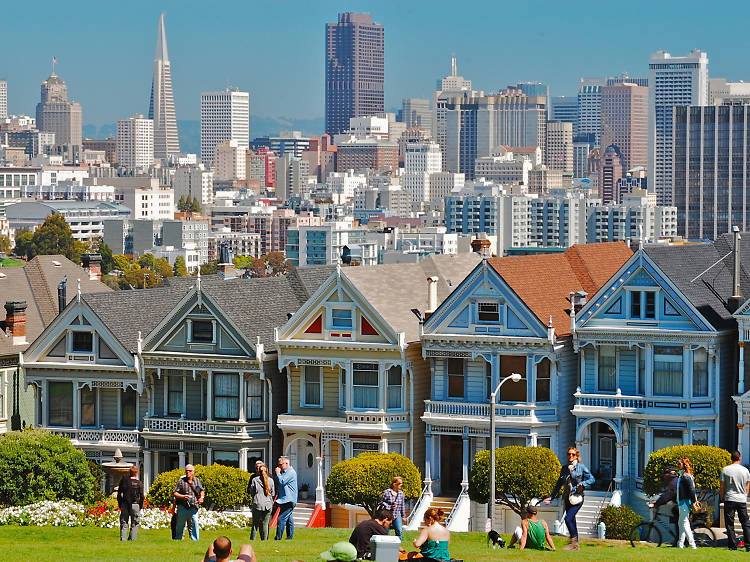 Where to stay in San Francisco