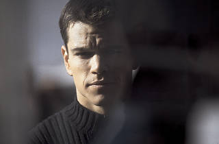 The Bourne Identity, 100 best action movies, Matt Damon