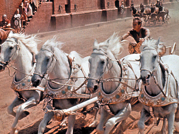 Ben-Hur, 100 best action movies