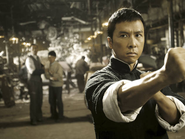 Ip Man, 100 best action movies