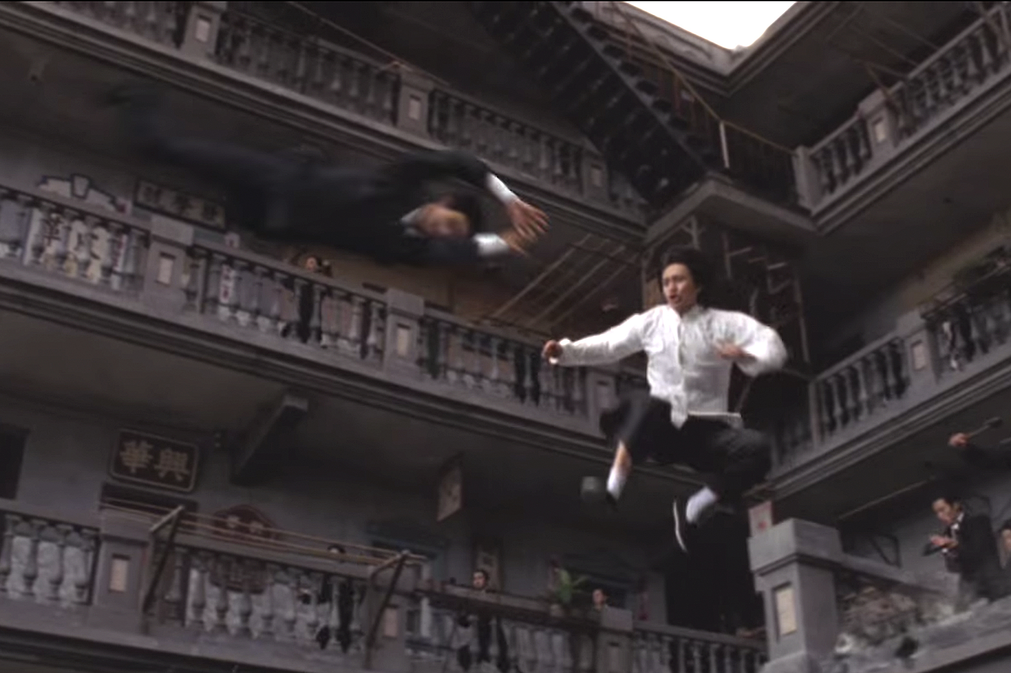 Kung Fu Hustle, 100 best action movies