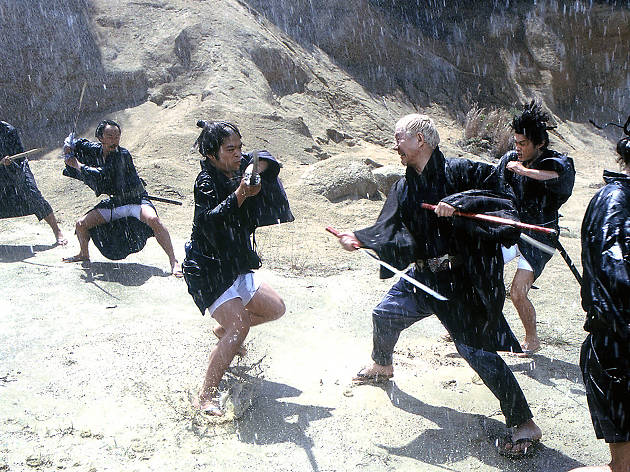 Zatoichi, 100 best action movies