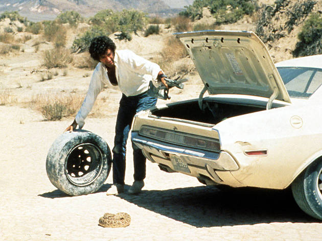 Vanishing Point, 100 best action movies
