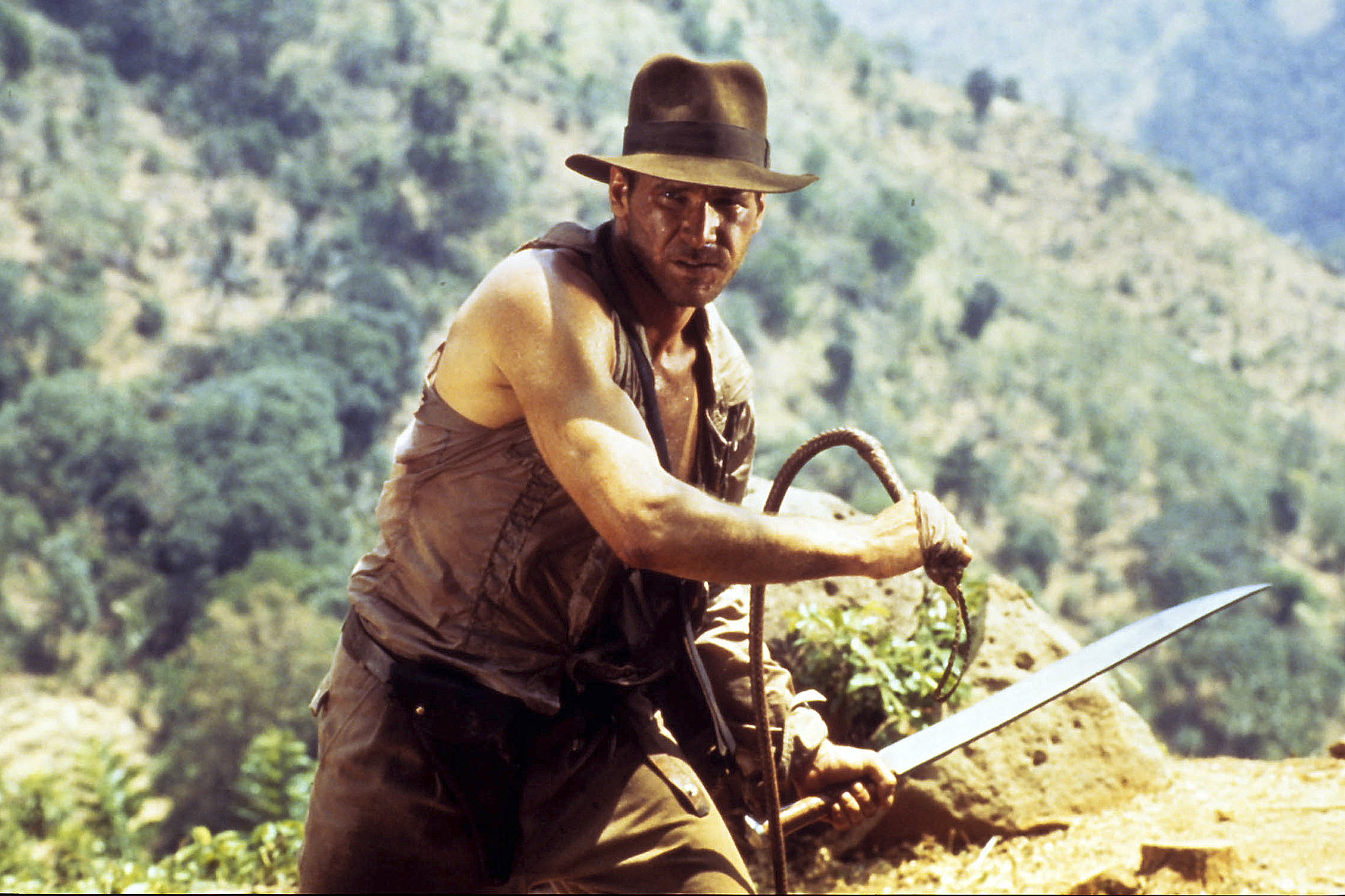 Indiana Jones and the Temple of Doom, 100 best action movies, Harrison Ford