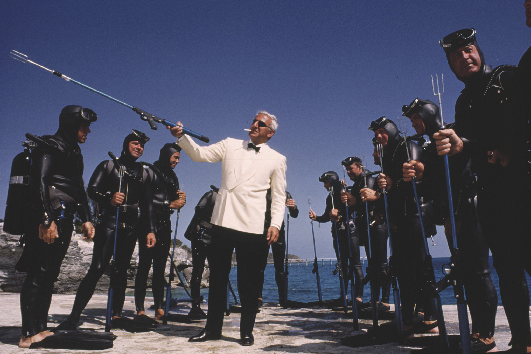 Thunderball, 100 best action movies