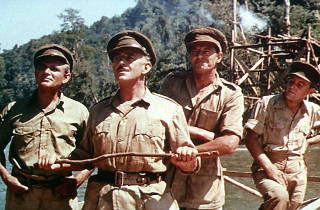 The Bridge on the River Kwai, 100 best action movies