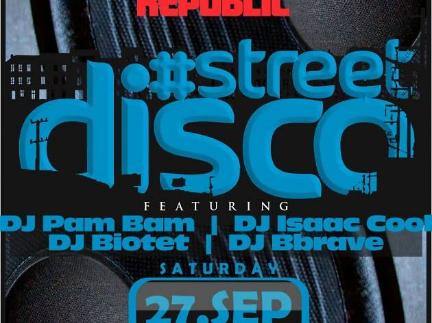 Street Disco at Republic