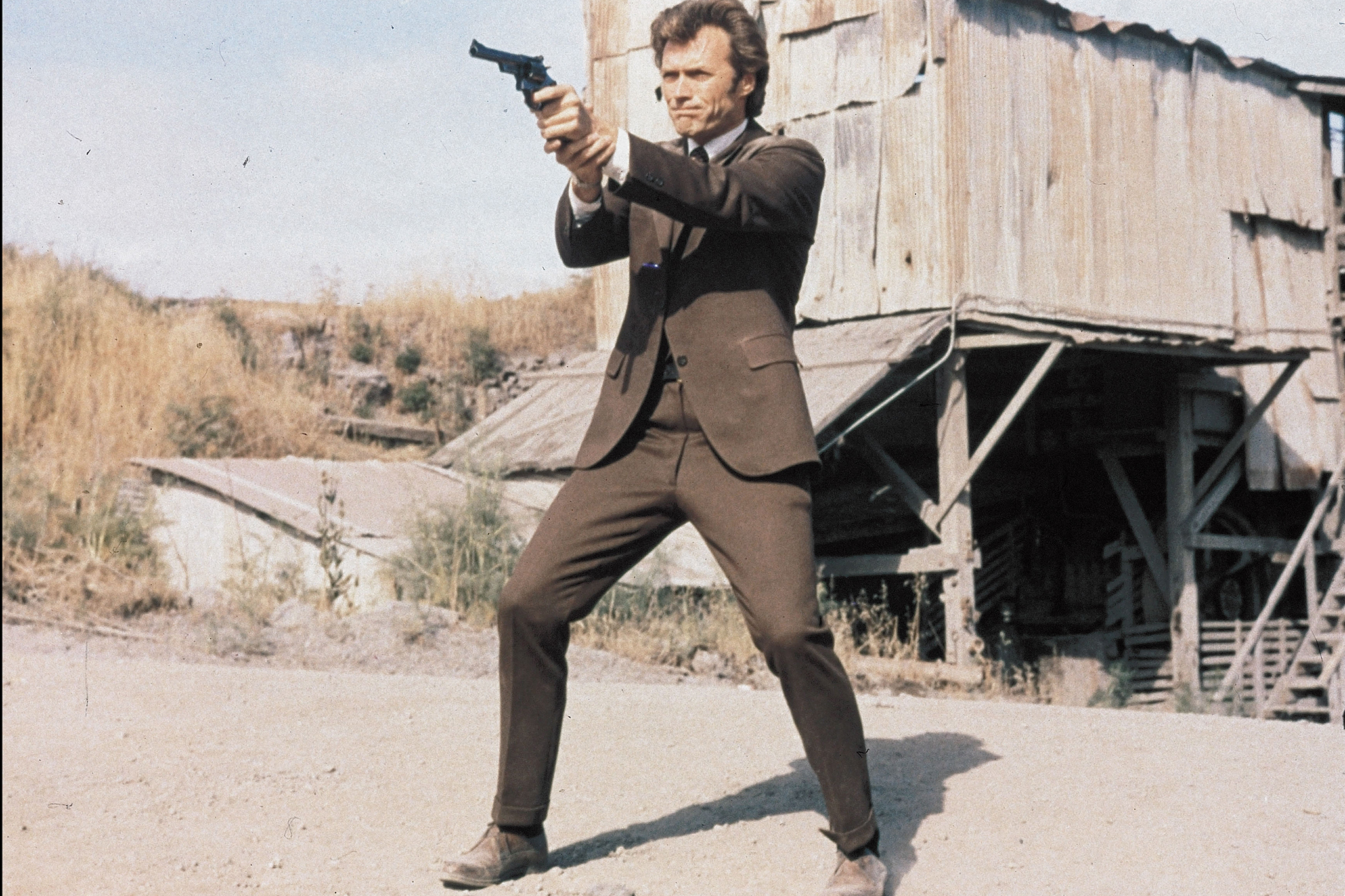 Dirty Harry, 100 best action movies