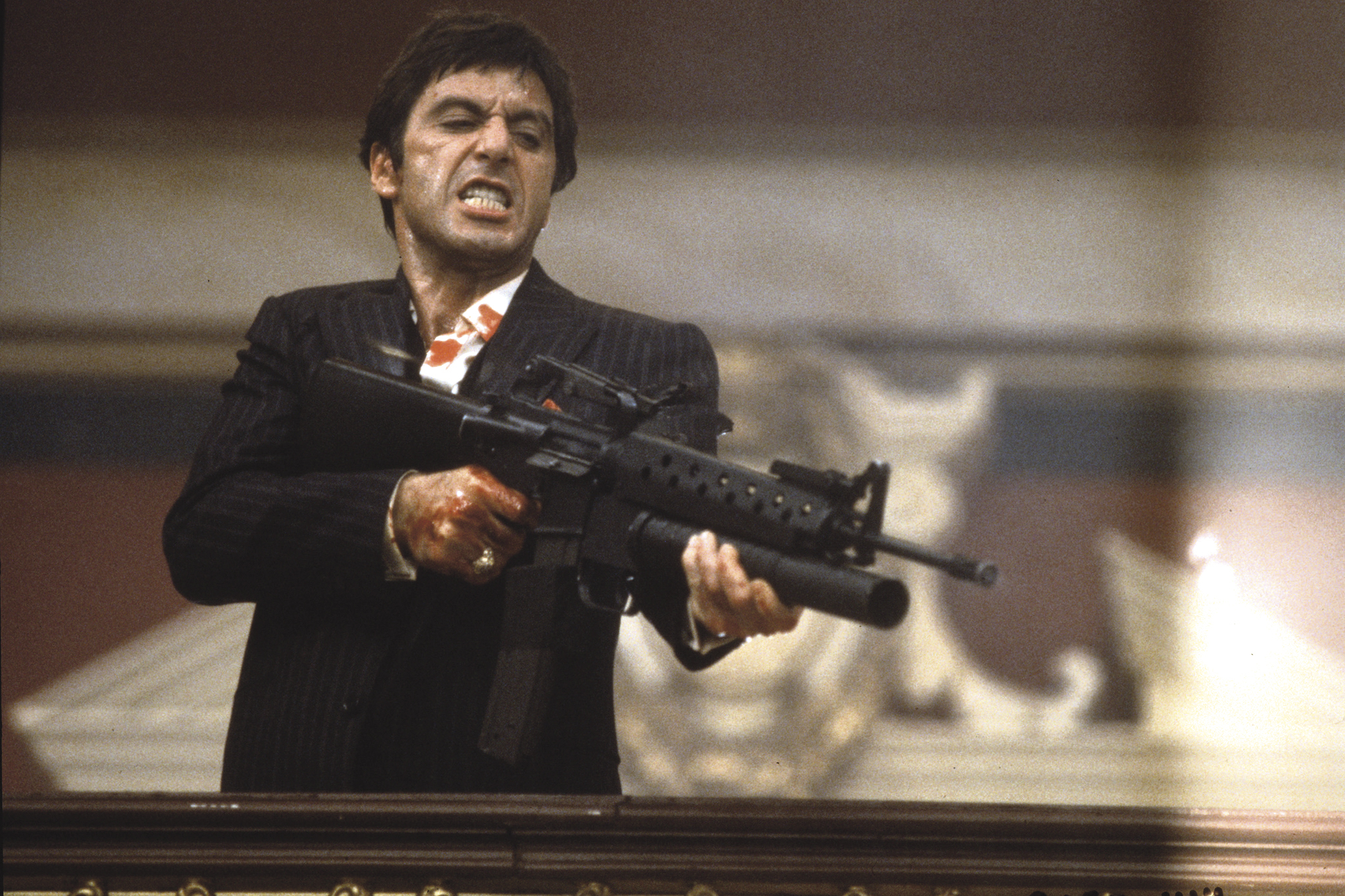 Scarface, 100 best action movies