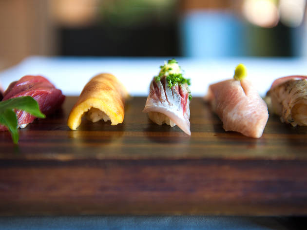 The best sushi in San Francisco