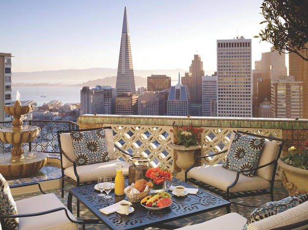 Romantic Hotels In San Francisco For Date Night