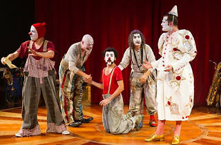 16è Festival Internacional de Pallassos de Cornellà: Rhum