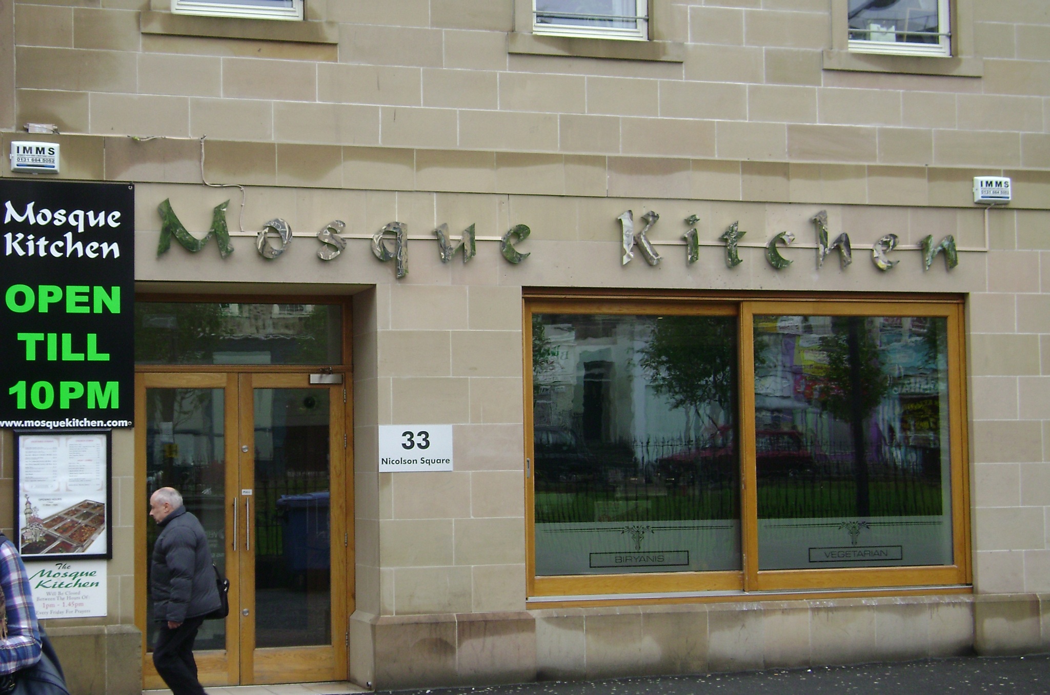 Mosque Kitchen, Edinburgh