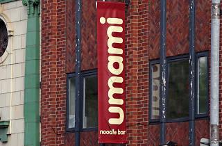Umami, Manchester, Noodle Bar