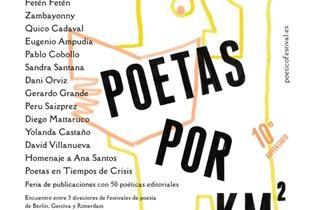 Poetas por km2