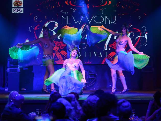 Photos: New York Burlesque Festival's Golden Pastie Awards 2014