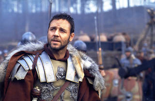 Gladiator, 100 best action movies, Russell Crowe