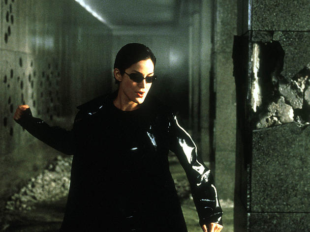The MatrixCarrie-Anne Moss©Warner Bros