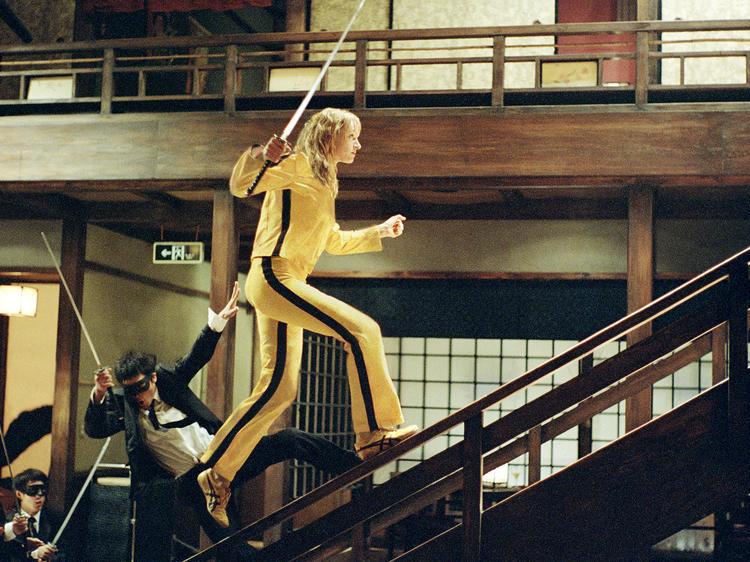 Kill Bill (2003/2004)