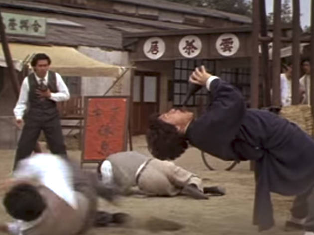 Drunken Master 2, 100 best action movies