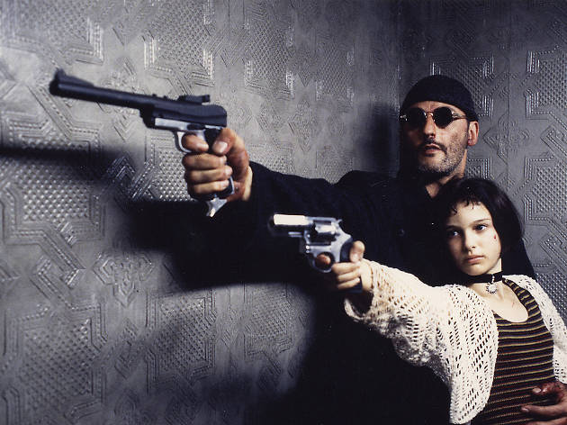 Leon: The Professional, 100 best action movies